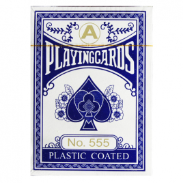 Карты PlayingCards синие